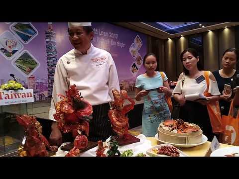 0 Ẩm thực Đài Loan chinh phục thực khách Việt Nam