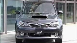 Subaru Impreza WRX STI - Special Content Video