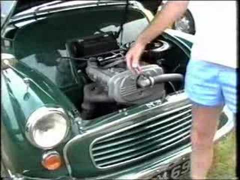 Morris Minor Custom Documentry