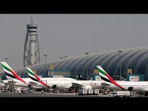Ντουμπάι: Στις φλόγες αεροσκάφος της Emirates μετά από ανώμαλη προσγείωση