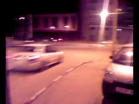 Rally à Annaba By Hama schumacher (видео)