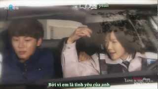 Download Lagu [Vietsub + Kara by Ejiah's house@kites] Love Is You -  Seo Yeon (OST Me Too Flower) Mp3