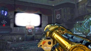 KINO DER TOTEN REMASTERED - GOLDEN WEAPONS, 8 PERKS & MORE! (COD Zombies Mod)
