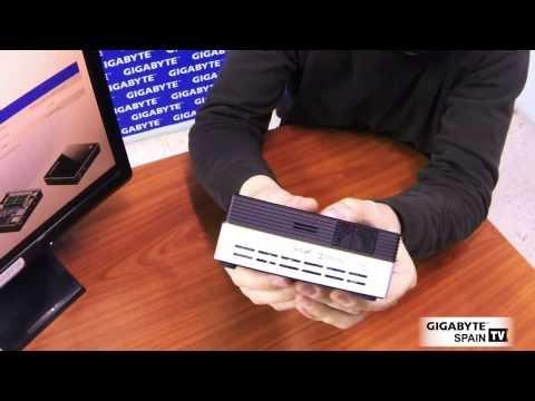 Descubriendo los BRIX de GIGABYTE: BRIX PROJECTOR GB-BXPi3-4010
