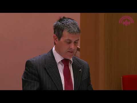 Séance Publique Législative - 5 décembre 2017