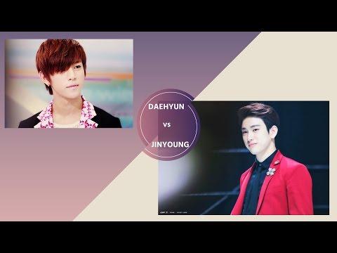 (BAP) Daehyun & (GOT7) Jinyoung (видео)