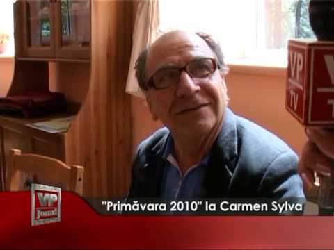 """""""Primăvara 2010"""" la Carmen Sylva"""