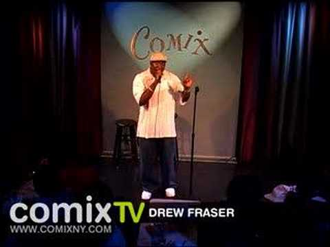 Drew Fraser Live at Comix - Dying from Heat