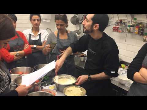Chef Daniel Giving Cooking Classes In Beirut!