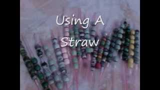 Use a Straw - YouTube