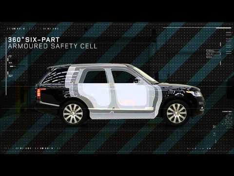 LAND ROVER | SENTINEL 2015 (LUXURY ARMOURED VEHICLE)