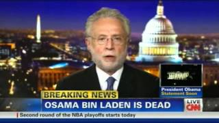 Bin Laden Dead Breaking News CNN Situation Room Episode - May 1, 2011