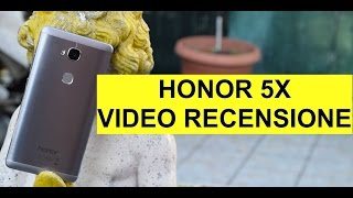 Video Recensione Honor 5X