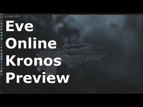 Eve Online – Kronos Updates – New Ships, Modified Ships