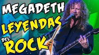 MEGADETH y más LEYENDAS DEL ROCK - VIERNES EPIC VLOG