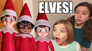 Touched Elf On The Shelf Needs His Magic Back 2!