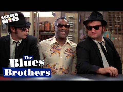 Shake Your Tail Feather (ray Charles) | The Blues Brothers | Scene Screen