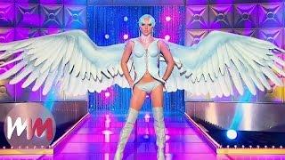 Video Top 10 RuPaul's Drag Race Runway Outfits MP3, 3GP, MP4, WEBM, AVI, FLV Agustus 2018
