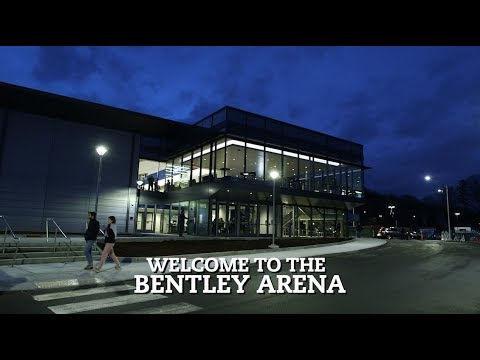 Welcome to the Bentley Arena