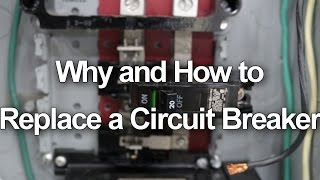 Video How to Replace / Change a Circuit Breaker in your Electrical Panel MP3, 3GP, MP4, WEBM, AVI, FLV Juli 2018