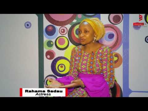 I almost got married at the age of 13  - Rahama Sadau