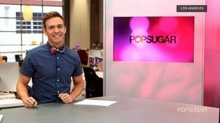James Gandolfini Remembered, Beer Tasting, And Wilfred's Fiona Gubelmann On POPSUGAR Live!