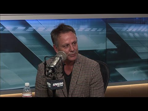 Video: Doug Gilmour joins Prime Time Sports in studio to promote new book