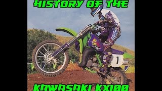 3. History of the Kawasaki KX100 1994-2014 + Tuning tips, Flaws&Fixes /DirtBikeDudeZ