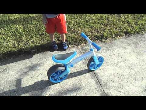 Balance Bike Yvolution Y VELO Junior Kid Bike Toy Review