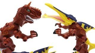 Anh Tom và kênh Toys4Children xin giới thiệu với các em bộ đồ chơi lai ghép khủng long Jurassic World. Bộ đồ chơi gồm có 2 chú khủng long Carnotaurus và Ichthyosaurus. Chúng ta có thể pha trộn các bộ phận giữa 2 chú khủng long này để tạo ra những chú khủng long lai ghép hung dữ và ngộ nghĩnh đó.Video made by Toys4Children (Toys for children)Please LIKE & SUBSCRIBEToys4Children - Kênh dành cho trẻ emToys4Children is a channel for children