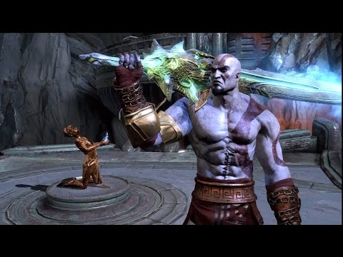 🏛️ God of War 3 - Chaos Mode #2, Realm of Hades