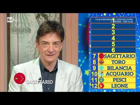 L'oroscopo di Paolo Fox - I Fatti Vostri 16/11/2020