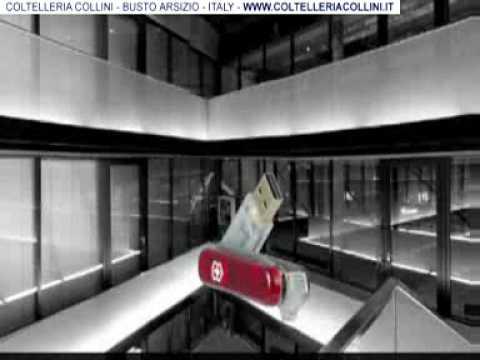 Victorinox - Swissmemory USB 1 GB - Coltelleria Collini