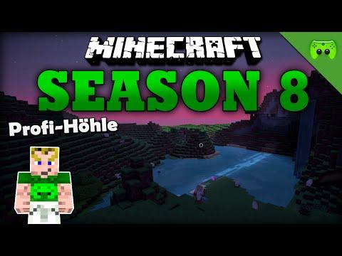 PROFI-HÖHLE «» Minecraft Season 8 # 4 | HD