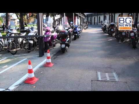 Nuovi posti per le moto in stazione