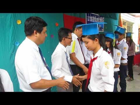 Lễ tổng kết năm học 2014 -2015