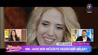 mrJADE Canli yayin Star TV nurselin Konugu
