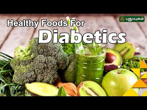 Healthy Foods For Diabetics