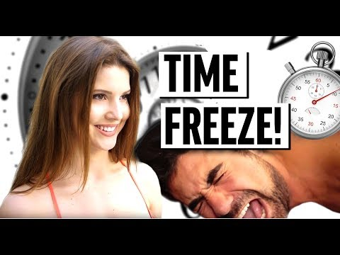 IF I COULD FREEZE TIME! | Amanda Cerny, King Bach, & Alissa Violet | Funny Sketch Videos 2018