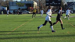 Sarah\'s Soccer Highlights