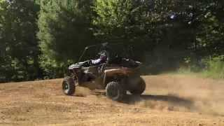 9. UTV Review: 2016 Polaris RZR S 1000 EPS Side by Side Review