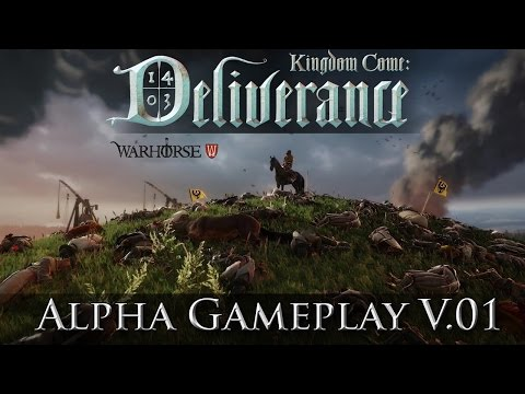 kingdom - Kingdom Come: Deliverance - Alpha Gameplay [V.01] Very High Graphics Setting Alpha Access Tech Demo Missing My Uploads - Subscribe to Email Updates everytime I upload a new Video: ...