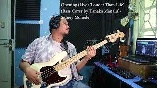 'Opening' Louder Than Life