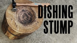 Amazon links to tools is here: https://armortemplates.com/tools.htmlIn this tutorial I show you how to make a dishing stump, which is a necessity for dishing plate armor. Luckily, this project is nearly free! All you need is a piece of hardwood, and a few tools to carve out the dish. The wood you choose will need to be seasoned (in other words, dead for a year or more)Whether you into armoring, or general metalwork like hot rods or classic cars, a dishing stump is a cheap but indispensable tool to have in your shop.In this video I also review my Central Forge Throatless Shear I just bought. Whether you are new to armoring or a seasoned pro, this shear will help you to get things done 5x faster. Cutting is absolutely the worst part of the armoring process, but this affordable tool makes cutting a breeze. You can find a link to purchase one above. It is the EXACT same one Eastwood Tools sells, minus the blue paint and $40 cheaper.