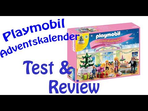 PLAYMOBIL ADVENTSKALENDER 2014 TEST + REVIEW