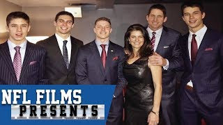 Meet The McCaffreys: A Family of Prolific Athletes | NFL Films Presents by NFL Films