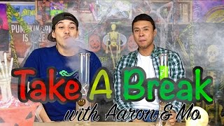 Welcome to Take A Break with Aaron & Mo!!! by Take a Break with Aaron & Mo