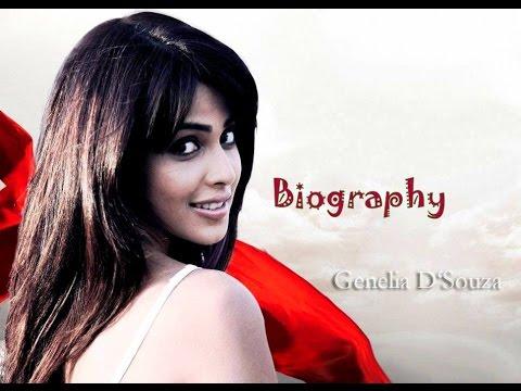 Video Genelia D'Souza Biography | Genelia Biography and Birtday Wish download in MP3, 3GP, MP4, WEBM, AVI, FLV January 2017