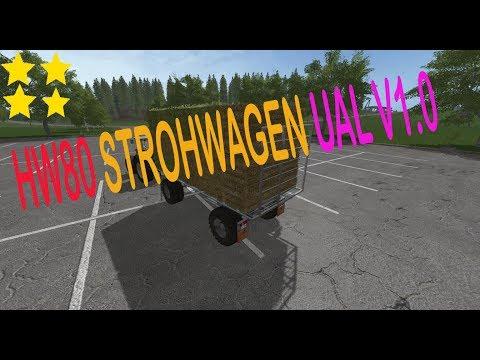 HW80 Strohwagen UAL v1.0