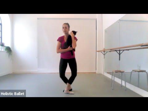 How to do jeté/ glissade-jeté: ballet class tutorial (beginner level)